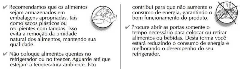 Geladeira Consul CRM45 - recomendações