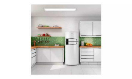 Manual de instrução da geladeira Consul 437L Duplex CRM55