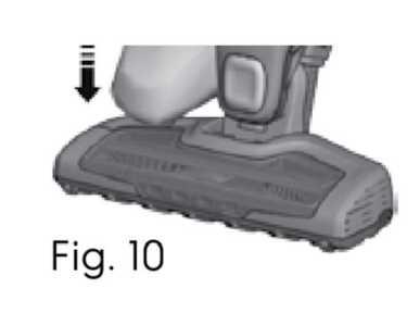 Aspirador de pó Electrolux - Limpeza