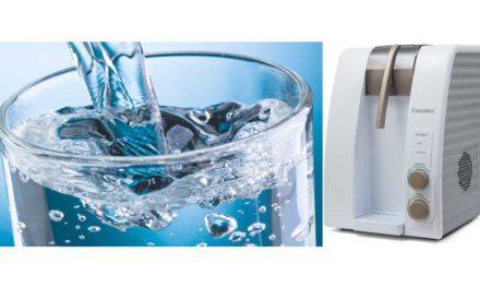 Manual de instruções do purificador de água Esmaltec PEE731