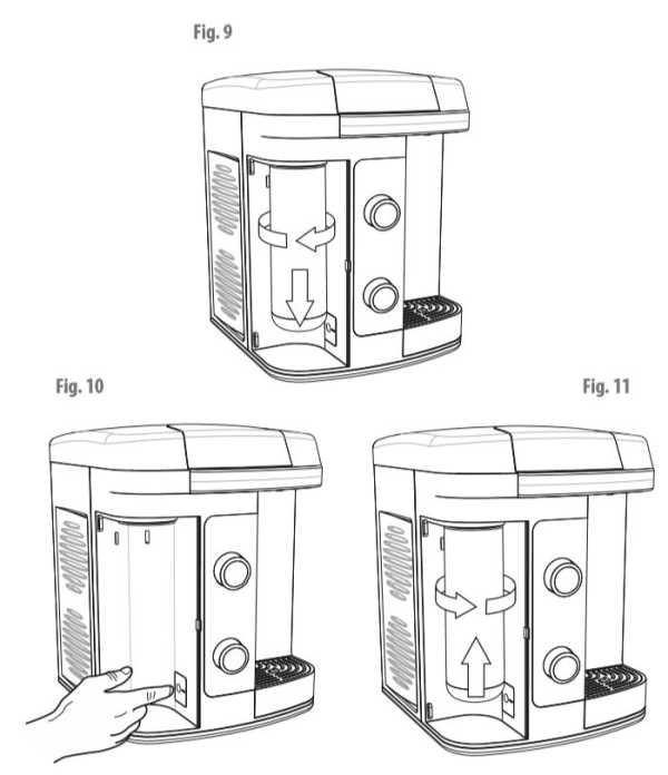 Purificador de água IBBL - troca do refil - Evolux Prata