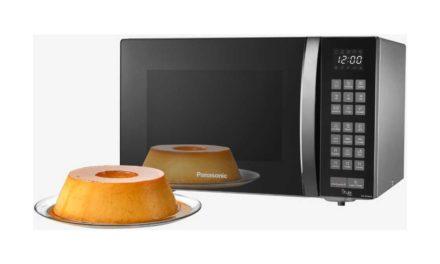 Como usar microondas Panasonic 30 litros – NN-GT68H – Parte 2