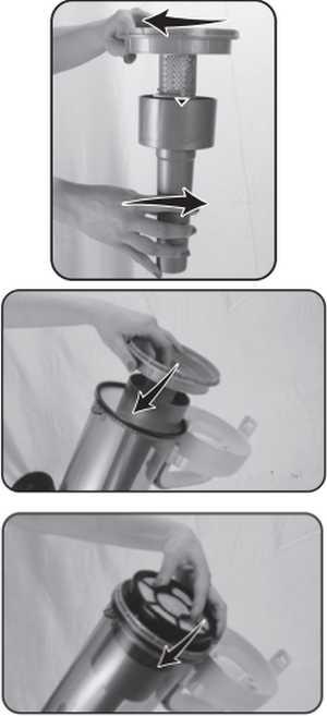 Aspirador de pó vertical Philco Uprigh - limpeza