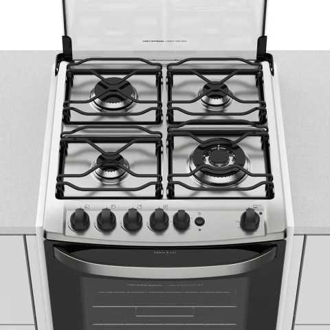 Medidas do fogão a gás Electrolux - 52EBT