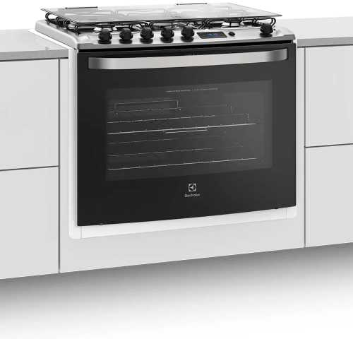 Medidas do fogão a gás Electrolux - 76EBR