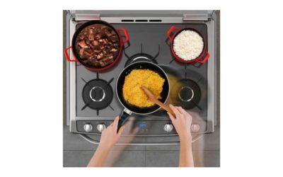 Medidas do fogão Electrolux 5 bocas de embutir – 76EXV