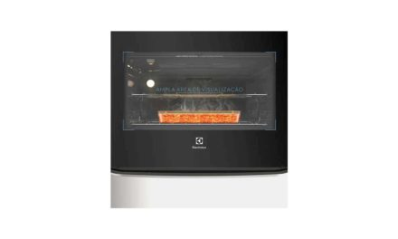 Solução de problemas do fogão Electrolux 5 bocas de piso – 76USQ
