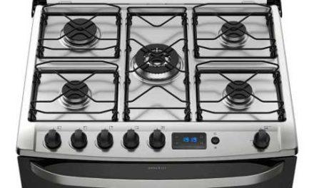 Dicas de uso do fogão Electrolux 5 bocas de piso – 76USR