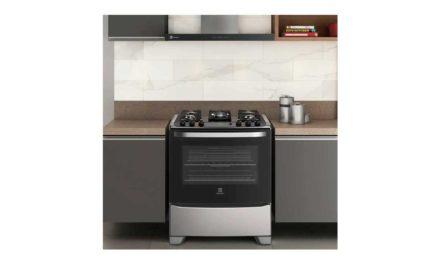 Conhecendo fogão a gás Electrolux 5 bocas de piso – 76USV
