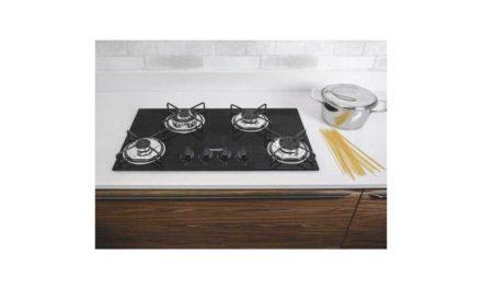 Manual do cooktop a gás Tramontina Brasil 4 bocas – 94753-501