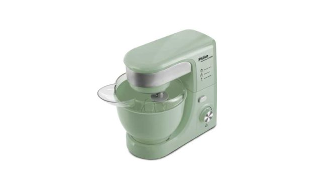 Manual da Batedeira Philco Planetária Turbo Green 500W PHP500