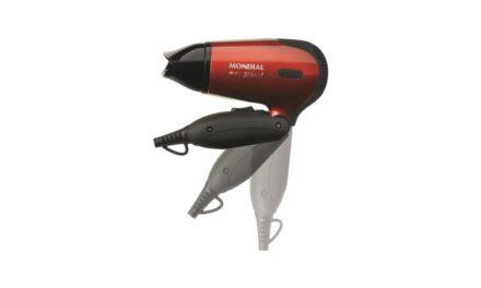 Manual do Secador de cabelos Mondial Max Travel 1200W SC-10