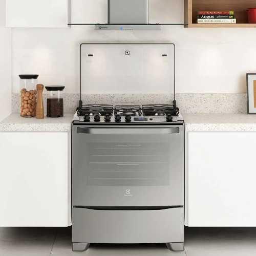 Manual de instruções do fogão a gás Electrolux