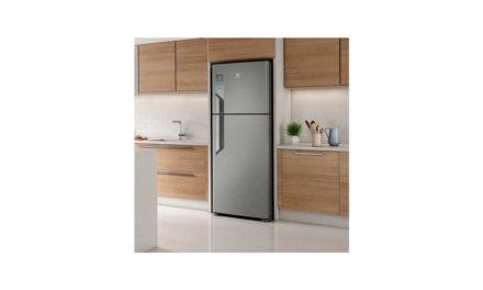 Instruções de segurança da geladeira Electrolux
