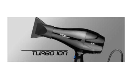 Manual do Secador de cabelos Taiff Turbo Ion 1900W
