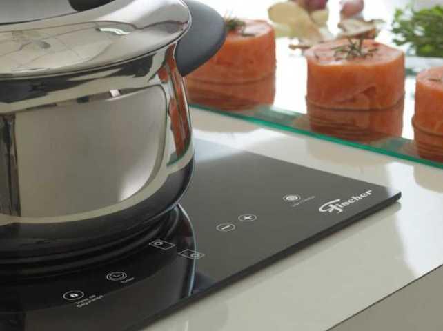 Conhecendo cooktop de indução Fischer 25941