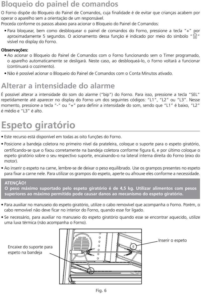Forno elétrico Tramontina - como usar - 94855