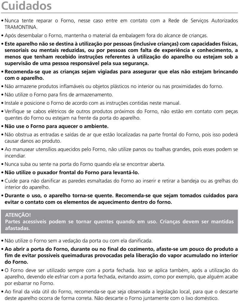 Forno elétrico Tramontina - conhecendo produto - 94855