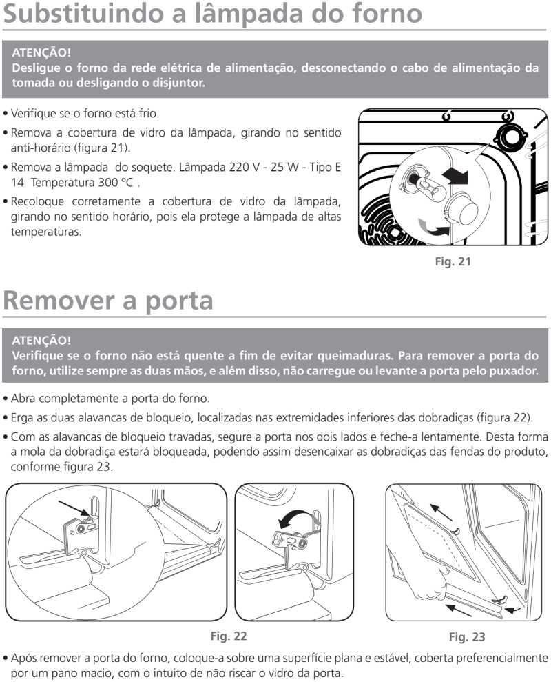 Forno elétrico Tramontina - como limpar - 94865