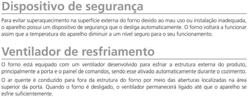 Forno elétrico Tramontina - como usar - 94866