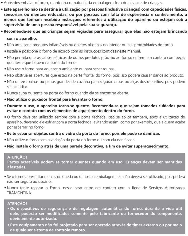 Forno elétrico Tramontina - conhecendo produto - 94866