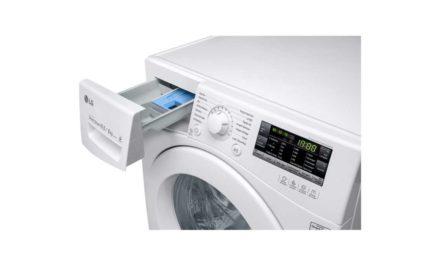 Como colocar sabão lava e seca LG 10,5 Kg – WD10WP6