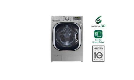 Como limpar Lava e Seca LG 16 Kg – WD1316AD7