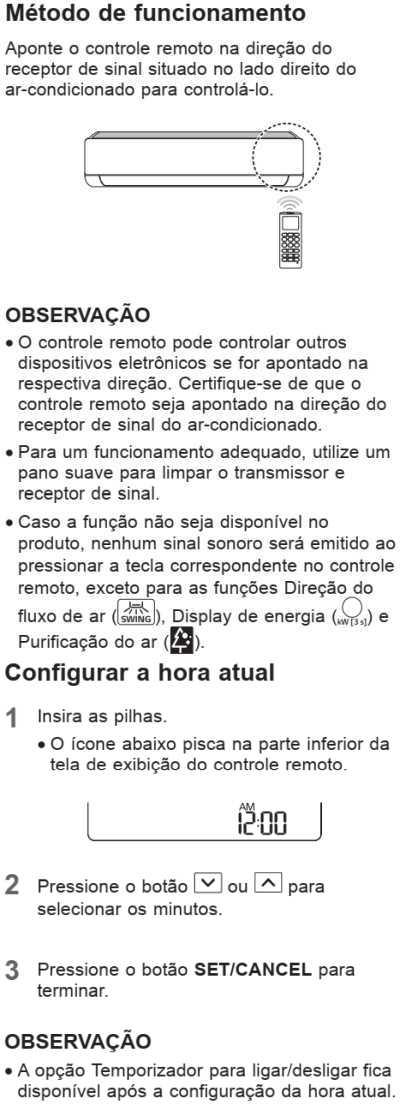 Ar condicionado LG dual inverter - conhecendo produto