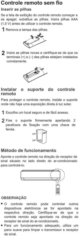Ar condicionado LG inverter - conhecendo produto