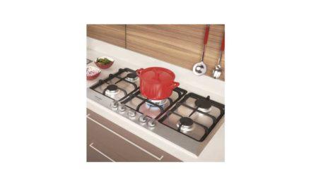 Instruções de segurança cooktop a gás Electrolux