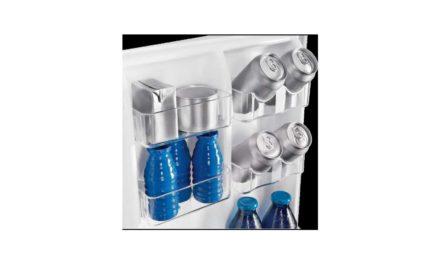 Instruções de segurança do frigobar Electrolux