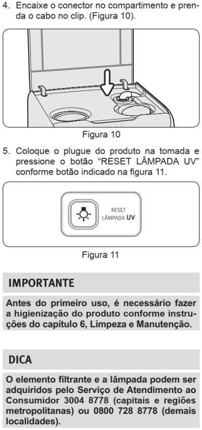 Purificador de água Electrolux - PA26G - como instalar
