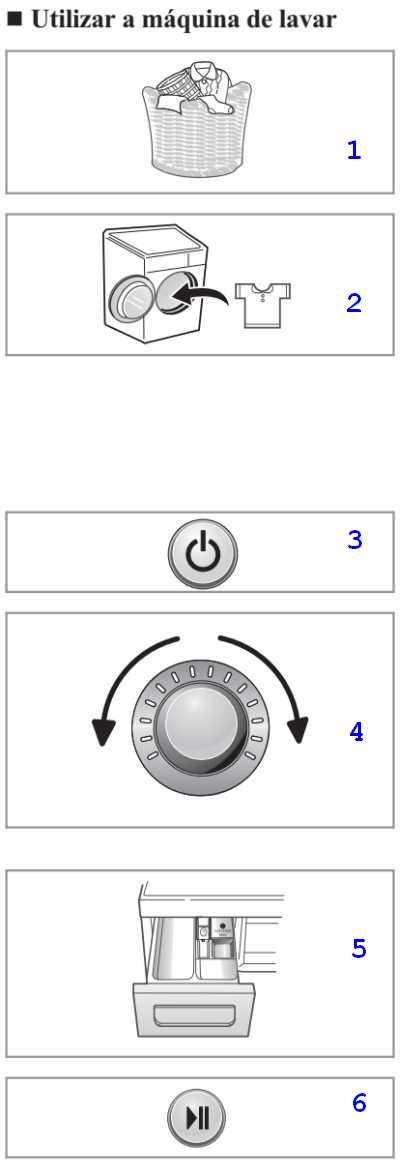 Lava e seca LG 10,5 Kg - WD10WP6 - usando a máquina