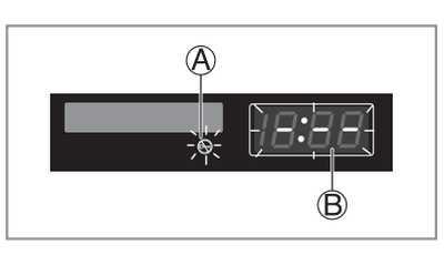 Lava e seca LG 10,5 Kg - WD10WP6 - painel de controle