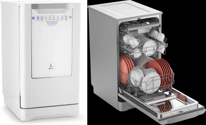 Como usar Lava louças Electrolux - LI10