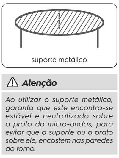 Microondas Electrolux MB41G - função grill