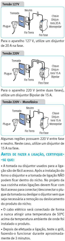 Microondas Electrolux MGA42 - como instalar - 6