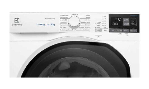 Como usar lava e seca Electrolux 8kg – LSP08 – Parte 4