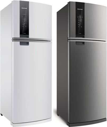 Manual de Operações da geladeira Brastemp BRM59
