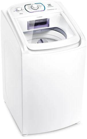 Medidas da Lavadora de roupas Electrolux LES11