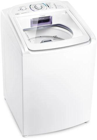Lavadora de roupas Electrolux LES13 - resolução de problemas