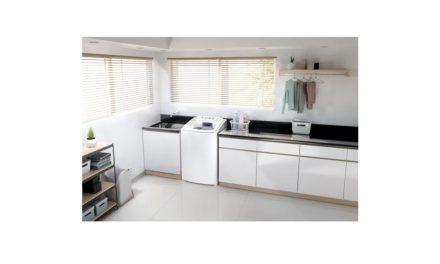 Como usar lavadora roupas Electrolux 15 Kg – LES15