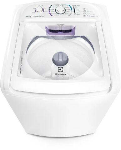 Lavadora de roupas Electrolux LES15 - resolução de problemas