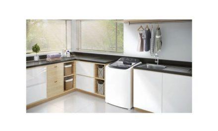 Solução de problemas da lavadora de roupas Electrolux 16 Kg – LPE16