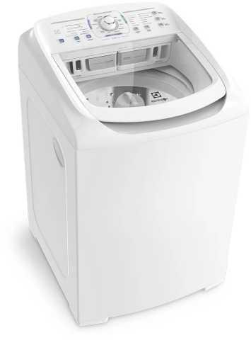 Lavadora de roupas Electrolux LTA13 - resolução de problemas