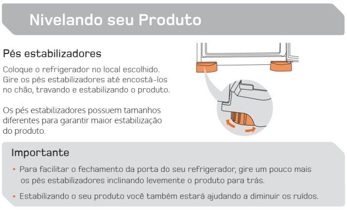 Geladeira Brastemp - BRM44 - conhecendo produto 2