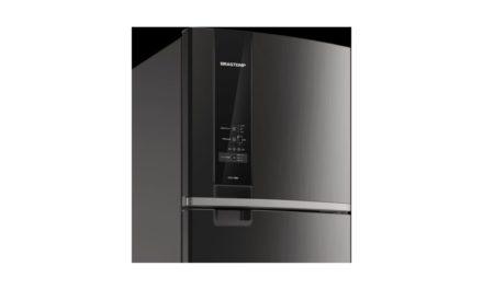Como ajustar temperatura da geladeira Brastemp 400L- BRM53