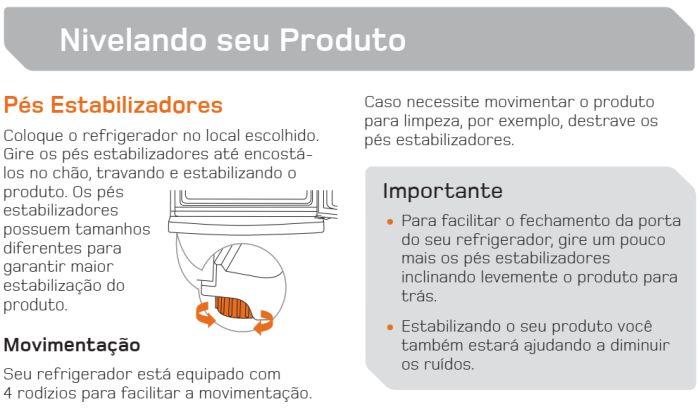Geladeira Brastemp - BRM57 - conhecendo produto 2