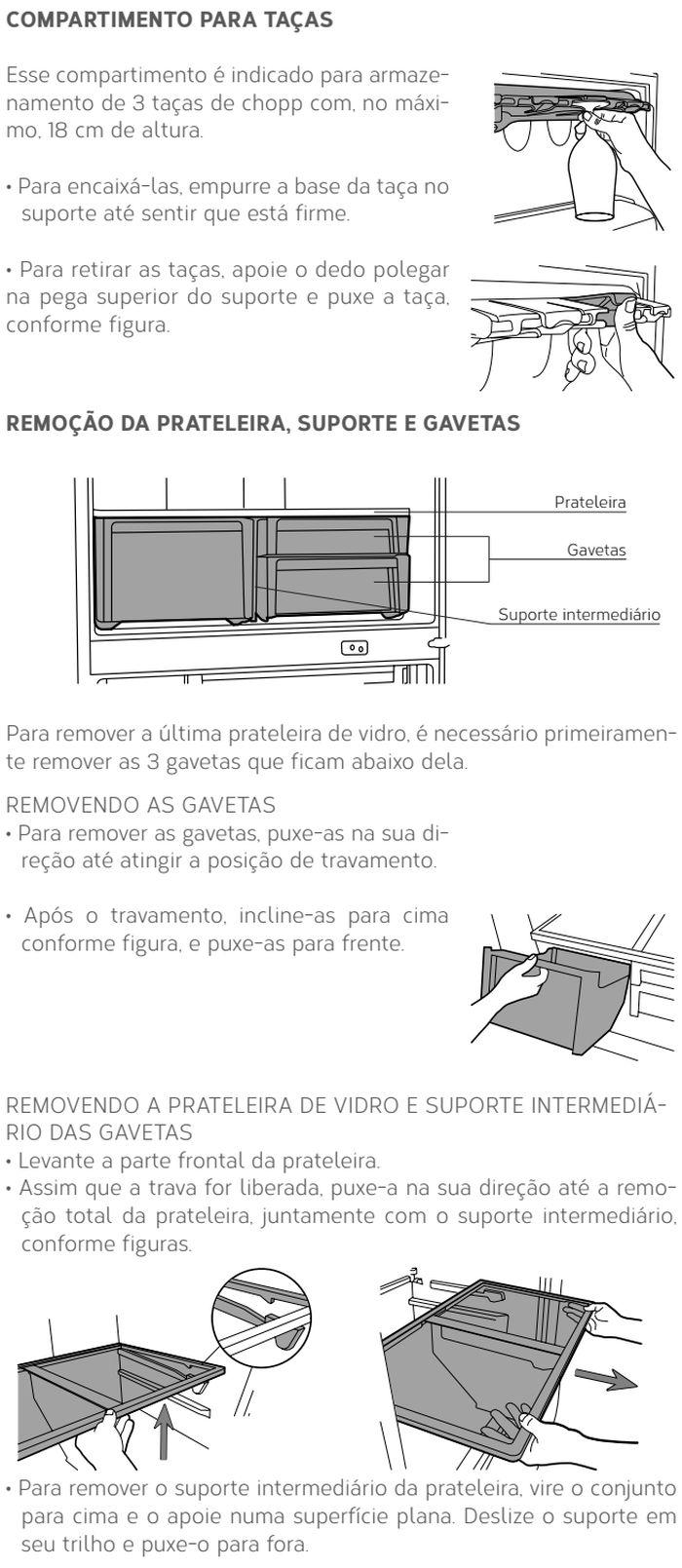 Geladeira Brastemp - BRO81 - conhecendo produto 3