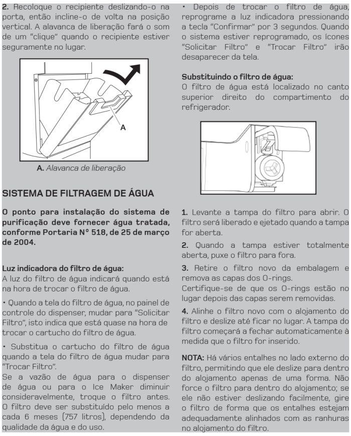 Geladeira Brastemp - BRS80 - conhecendo produto 6